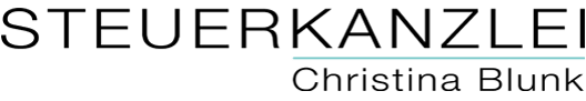 Steuerberatung Starnberg, Andechs - Steuerkanzlei Christina Blunk, Steuerberaterin-Logo